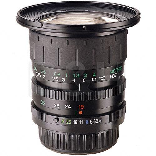 Phoenix Zoom Wide Angle 19-35mm f/3.5-4.5 Autofocus Lens for Pentax AF