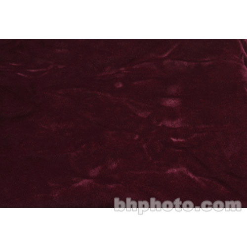 Photek B-6025 Velour Fabric Background-in-a-Bag - 6x7' (Amethyst)