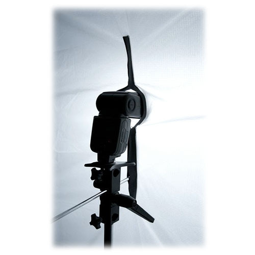 "Photek Hot Shoe Diffuser Kit w/o Umbrella (46"")"
