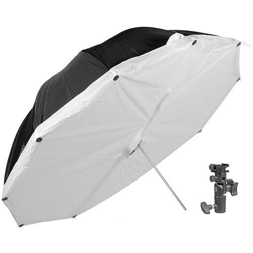"Photek Softlighter Hot Shoe Diffuser Kit with Umbrella (60"")"