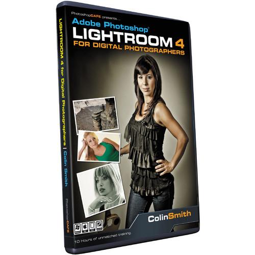 PhotoshopCAFE DVD-ROM: Lightroom 4 for Digital Photographers