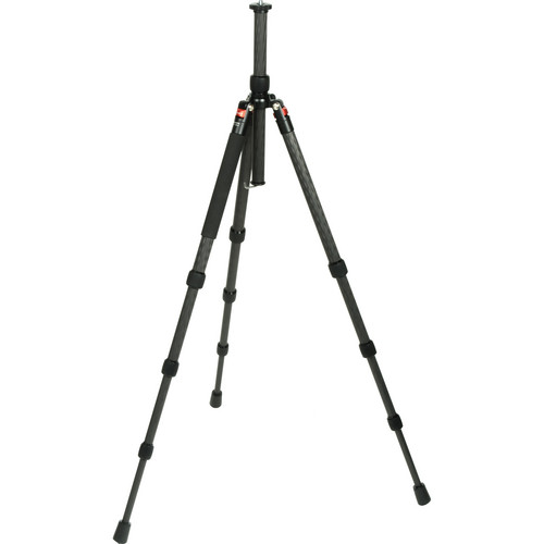 Photo Clam PT124 Pro Gold 4-Section Carbon Fiber Tripod