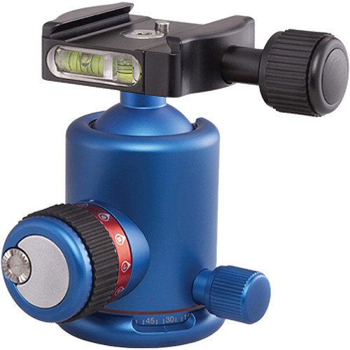 Photo Clam PC-33NS Ball Head (Blue)