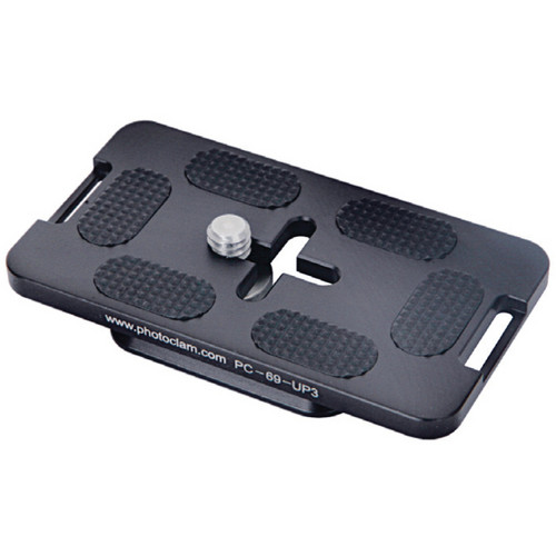 Photo Clam PC-69-UP3 Universal Camera Plate