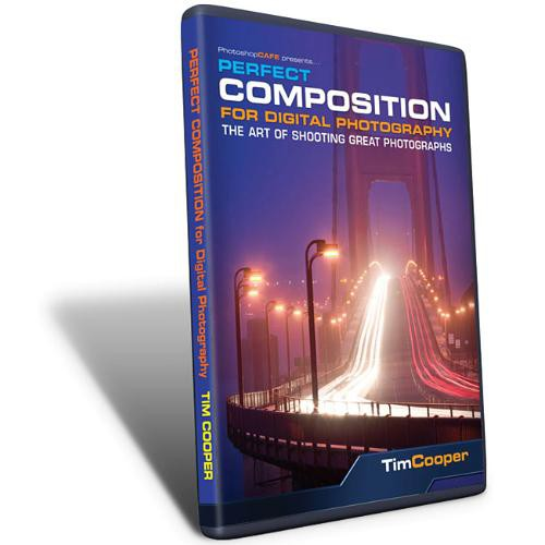 PhotoshopCAFE DVD: Perfect Composition by Tim Cooper