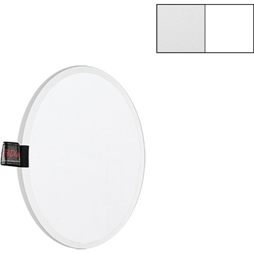 "Photoflex LiteDisc Diffuser Circular Reflector, White Translucent, 12"" (30.5cm)"