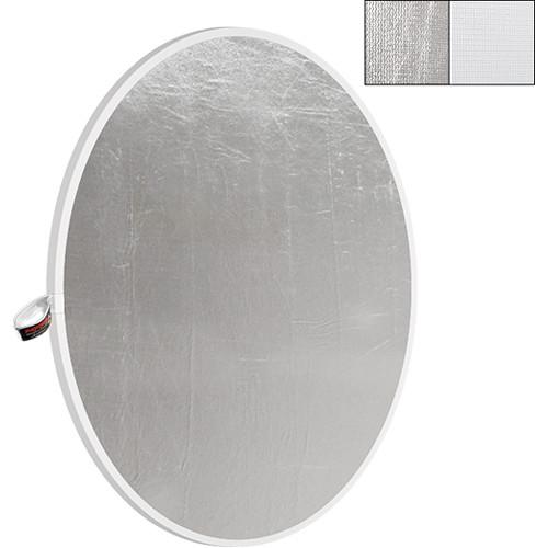 "Photoflex LiteDisc White/Silver Collapsible Circular Reflector (42"")"