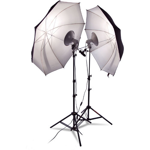 Photoflex First Studio Two Light Portrait Kit (220VAC)
