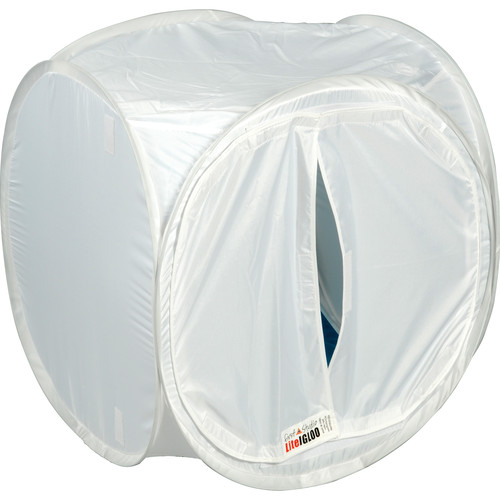 "Photoflex LiteIgloo Shooting Tent - Large - 31.5"" (80cm) Cube"