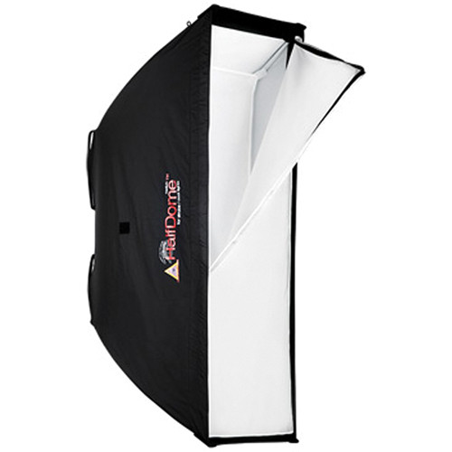 "Photoflex Medium Half Dome with White Interior (15.5 x 55 x 23"")"