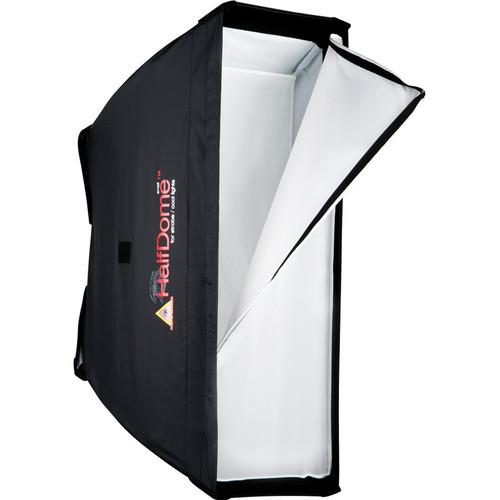 "Photoflex Small Half Dome nxt with Silver Interior (9.5 x 35 x 17.5"")"