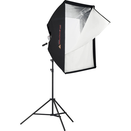 Photoflex Starlite QL SilverDome 1 Softbox Light Kit