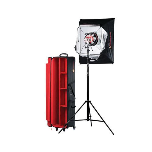 Photoflex Constellation3 Medium SilverDome Fluorescent Kit (120-240VAC)
