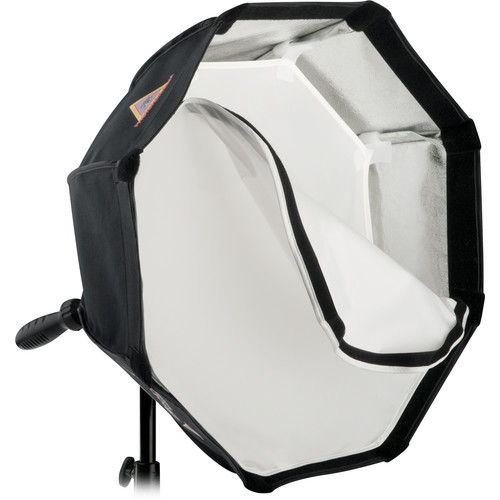 Photoflex OctoDome XS Softbox, Xtra Small - 1.5' (45.7cm) Diameter
