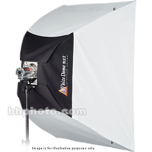 Photoflex WhiteDome Softbox with White Translucent Panels (Medium)
