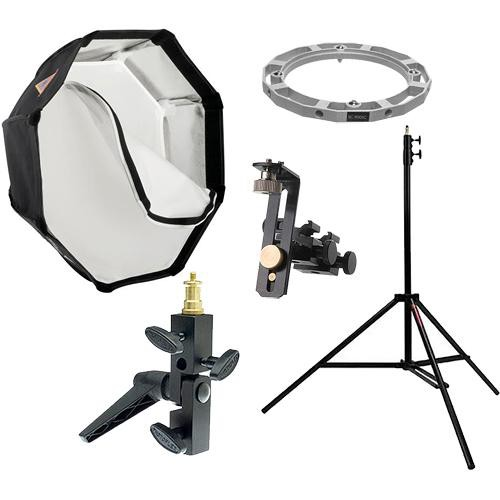 Photoflex XS OctoDome nxt Basic Kit - 1.5' (45.7cm) Diameter