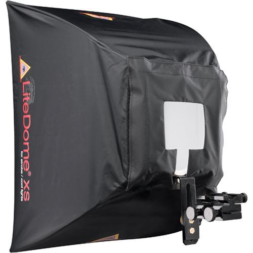 "Photoflex LiteDome Kit 1 For Shoe Mount Flashes (X-Small, 12 x 16"")"