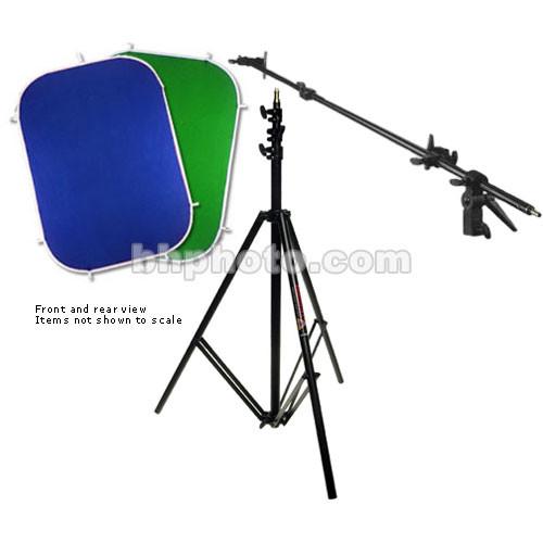 Photoflex Flexdrop 5x7' Reversible Chromakey Blue/Green Kit