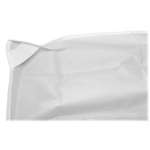 "Photoflex Fabric for LitePanel Frame, White Translucent (39x39"", 1x1m)"