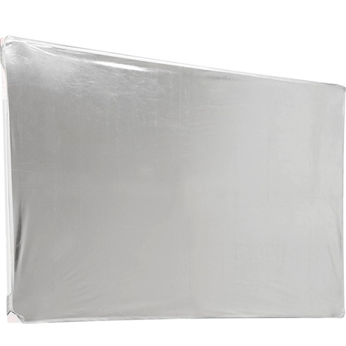 "Photoflex LitePanel White/Silver Fabric Reflector (39 x 72"")"