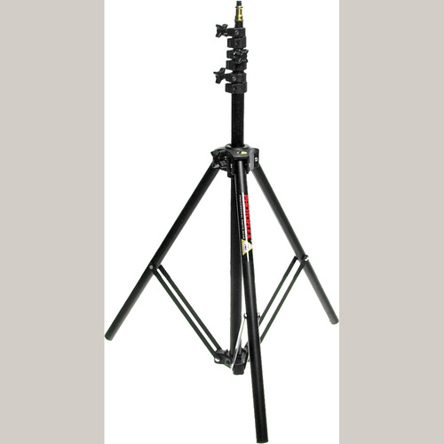 Photoflex LS-B2212 Lightweight LiteStand (Black, 8.2')