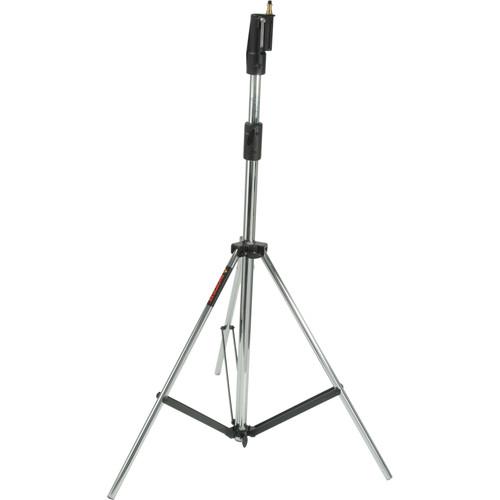 "Photoflex LS-K003B Heavy Duty Boom Stand - Chrome, 7'8"""