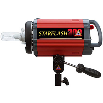 Photoflex StarFlash 300 W/s Monolight (120V)