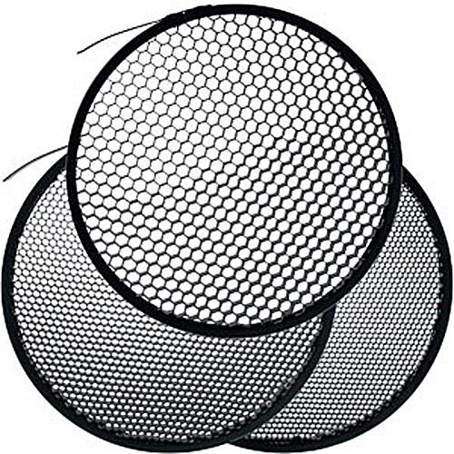 "Photoflex Set of Three Grids for Starflash 7"" Umbrella Reflector"