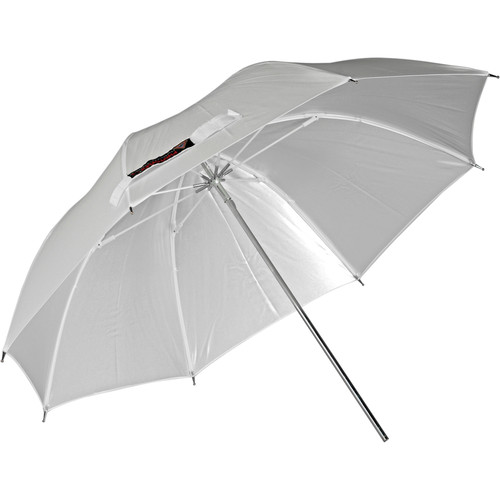 "Photoflex 45"" White Satin Umbrella"