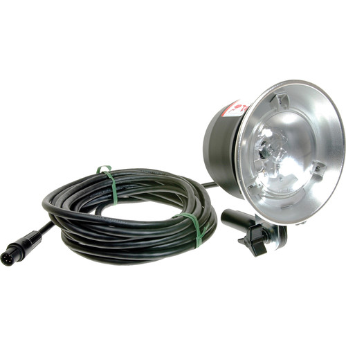 """Photogenic Flash Head with 6"""" Reflector Photogenic for Flashmaster Power Pack"""
