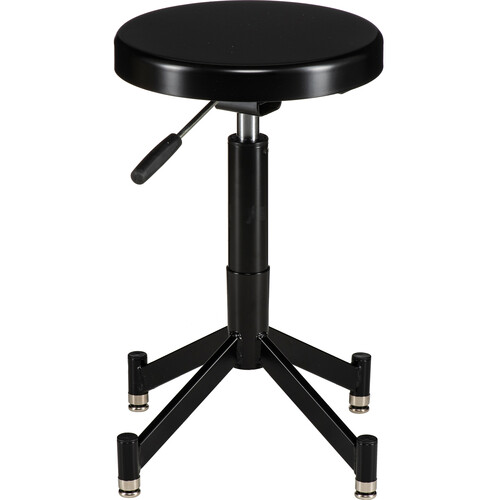 Photogenic Steel Posing Stool with 4 Leg Tubular Base