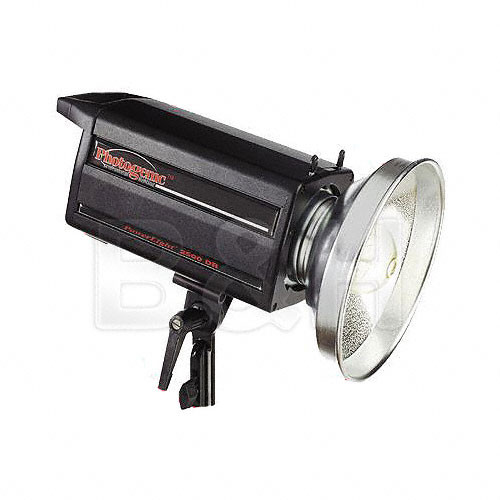 Photogenic PL2500DR 1,000W/s PowerLight Monolight