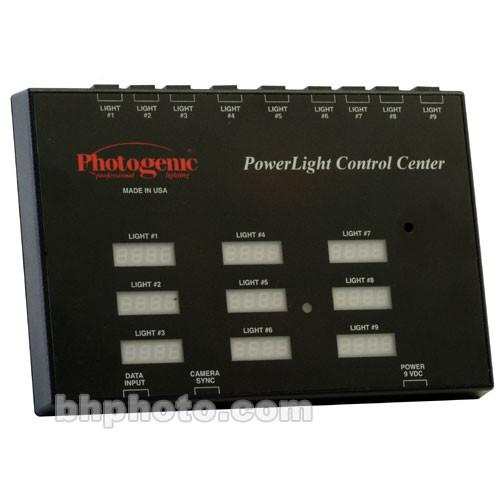 Photogenic PLICB-2 Control Center