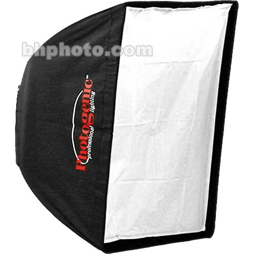 """Photogenic 36"""" Square Softbox with Mount Ring (Silver Interior)"""