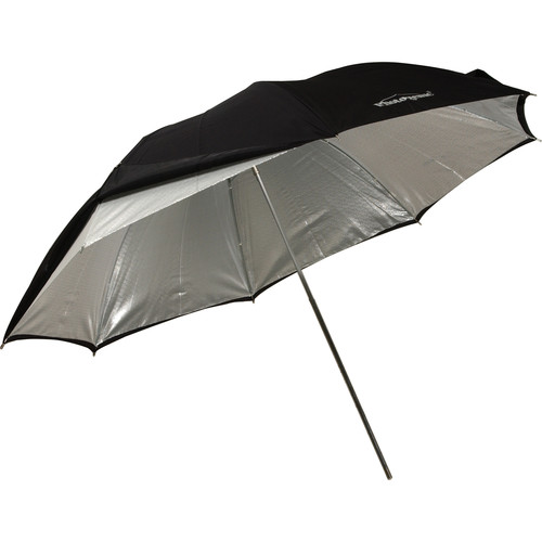 Photogenic Umbrella - Silver 45""