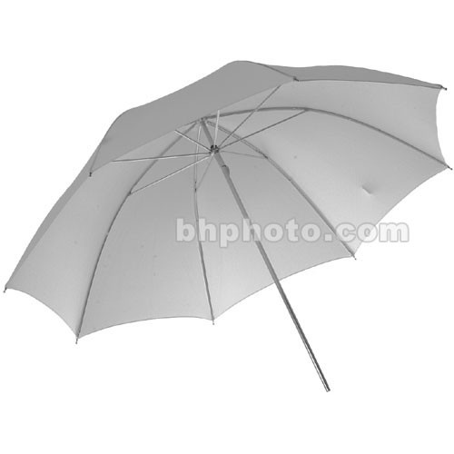 Photogenic Umbrella - White Satin - 32""