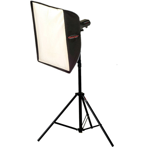 Photogenic StudioMax III Softbox Kit (120V)