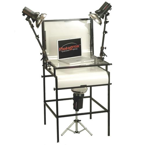 Photogenic 3 Strobe Light Web Kit (120V)