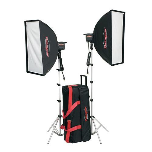 Photogenic CL500K Photoflood Tungsten Light Kit (120V)