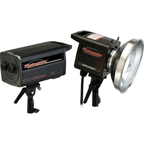 Photogenic PL1200DRG Power Pack with PL2500LH Head (120V)