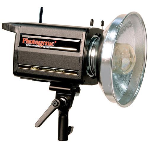 Photogenic PLR500DRC Radio Solair 500W/s Monolight with PocketWizard Receiver