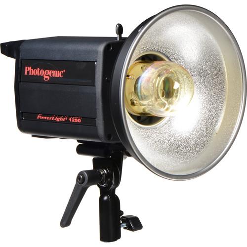 Photogenic PL1250C Two Powerlight Kit (120VAC)