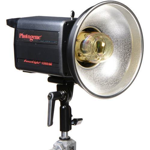 Photogenic PowerLight DR-UV Two Monolight Kit (120VAC)