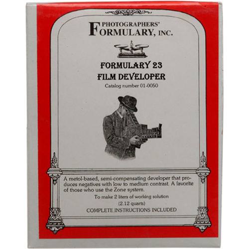 Photographers' Formulary Film Developer 23 (to Make 2L)