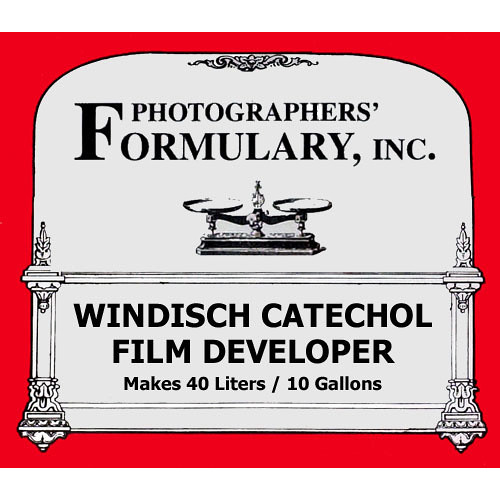 Photographers' Formulary Windisch Catechol Developer for Black & White Film
