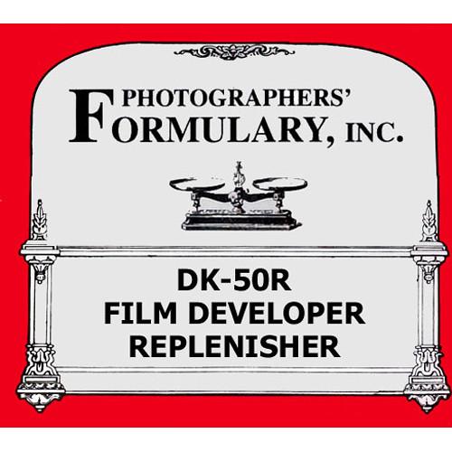 Photographers' Formulary Formulary Replenisher DK-50