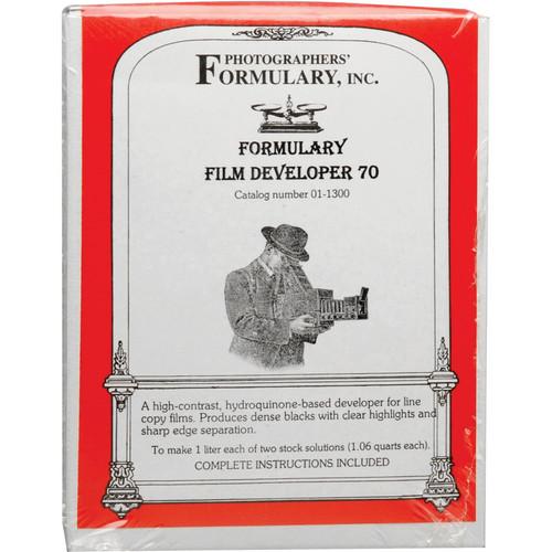 Photographers' Formulary Kodalith Developer for Black & White Film (Makes 1 Liter)
