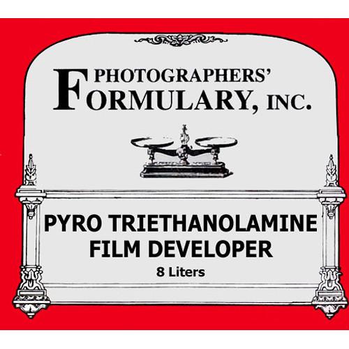 Photographers' Formulary Pyro Triethanolamine Developer for Black & White Film