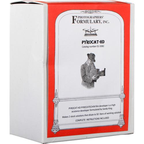 Photographers' Formulary PyroCat-HD Film Developer - Makes 50 Liter  (13.2 gal)