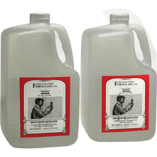 Photographers' Formulary BW-65 Developer for Black & White Paper (Liquid)